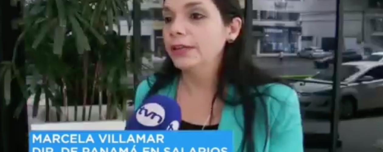 Entrevista TVN: Panamá en Salarios 2019